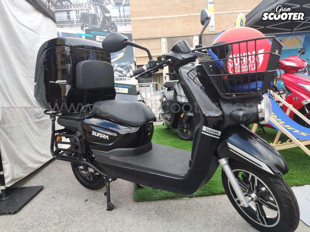 Sunra RS disponible en Gran-scooter.com