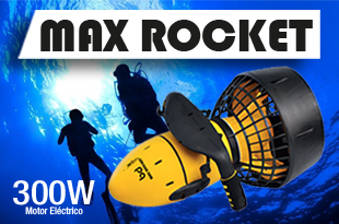 Destacado  Max Rocket