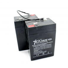6V4.5Ah Replacement Battery (x2)