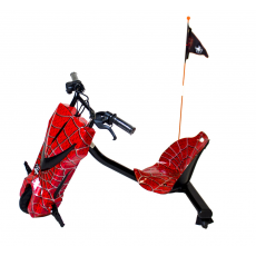 Scooter Boogie Drift Pro Bluetooth 15km/h 3 Veloc. + Llave Spiderman