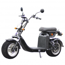 CityCoco Furious Matriculable 4000W/40AH Negra Gran-Scooter