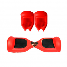 "Universal Protector Silicone Hoverboard 6.5 ""Red"