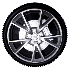 Audi A3 Front Wheel