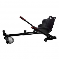 Smart Balance Sit Down Kart Plus Negro
