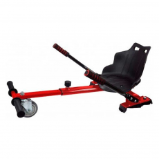 Smart Balance Sit Down Kart Plus Rojo