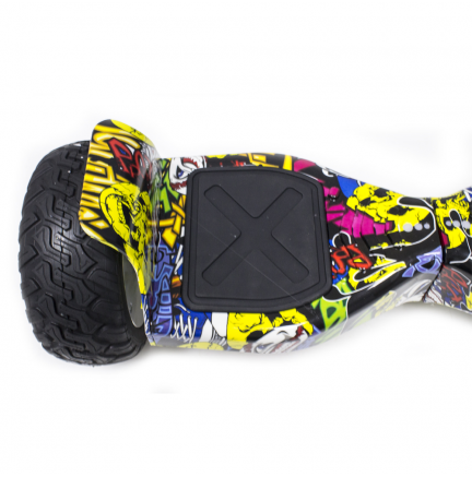 "HoverBoard Hummer 8.5"" Street Bluetooth"